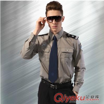 深圳保安服定做|深圳定制保安服