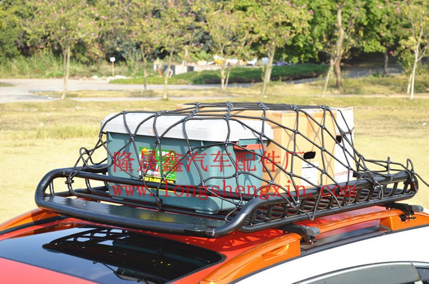 LSX-1518带灯越野铁行李框、车顶架、行李架、车顶框