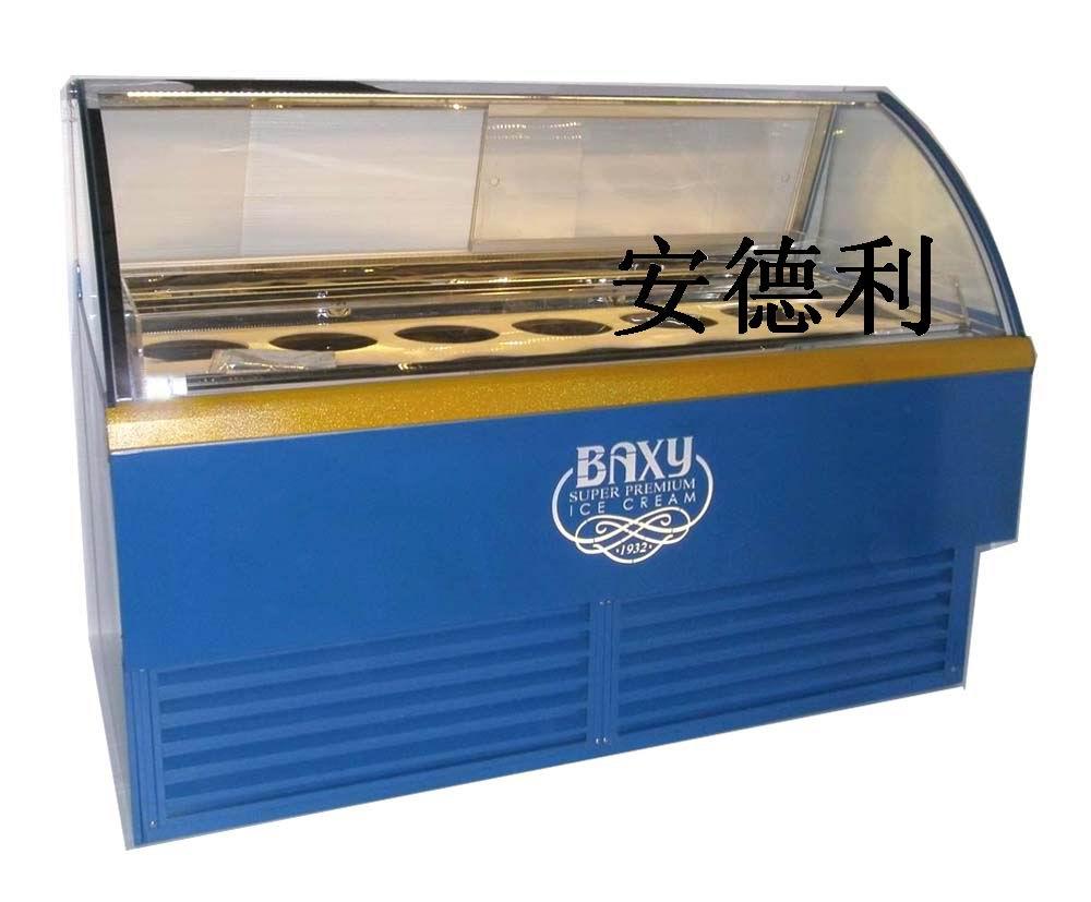 【f2圆桶冰淇淋展示柜】f2圆桶冰淇淋展示柜批发价格