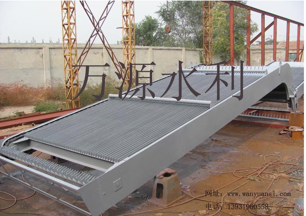 启闭机 铸铁闸门 翻板闸门 钢结构