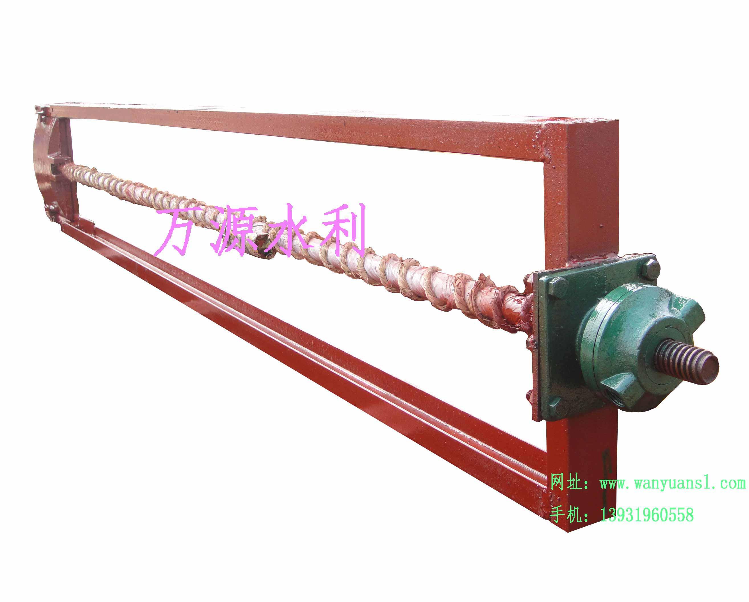 5T手摇螺杆启闭机产品图片由新河县万源水利机械厂公司生产提供