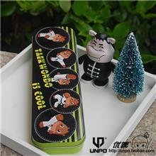 供应优魄跆拳道礼品玩具纪念品奖品跆拳道用具韩国可爱文具盒