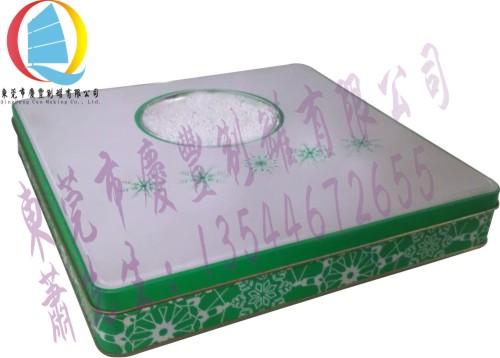 马口铁礼盒,正方形包装盒,圣诞礼品盒