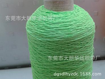 【东莞工厂生产】100#绿色包覆纱线
