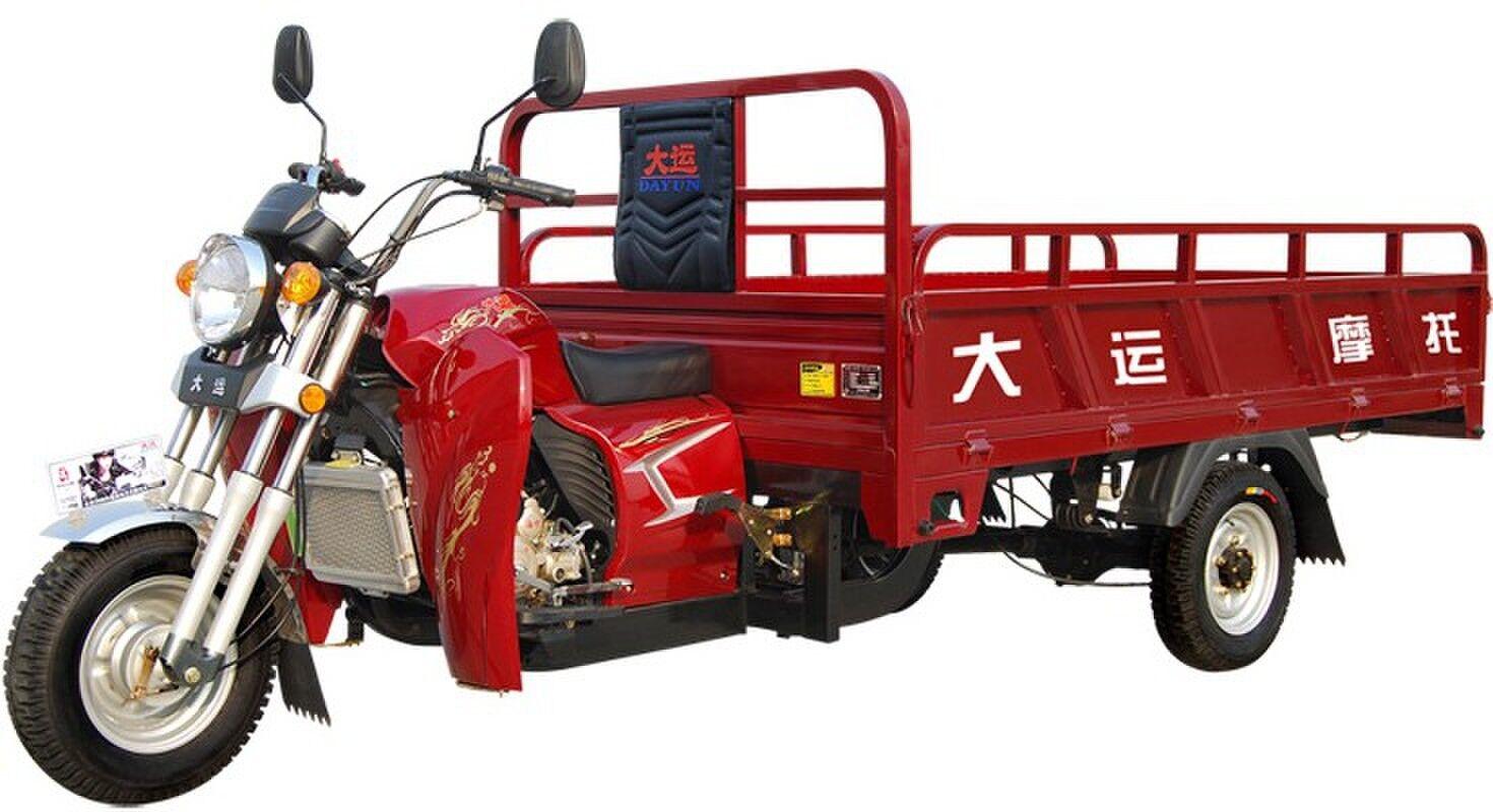 【双减震的大运三轮摩托车特价】双减震的大运三轮车
