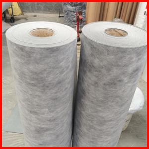 屋顶防水材料高分子聚乙烯丙纶复合防水卷材 丙纶布国标防水卷材