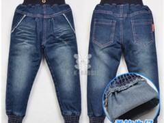 热销儿童牛仔长裤推荐——法国童裤批发女童牛仔长裤