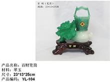 南宁笔筒:出售广西新品树脂笔筒