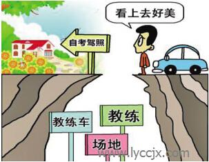 临沂长城驾校资讯:驾照可以自考,你怎么看