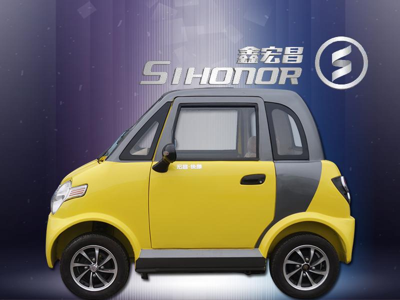 【低速电动车】绿色?节能?高效?宏昌带给您满意的三效