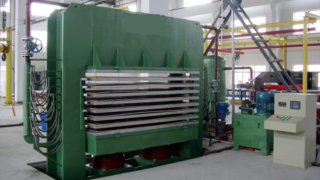 供应热压机 热压成型机 贴面板热压机 木工热压机 人造板热压机 防火