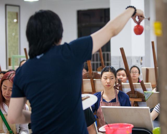 美术水粉培训班