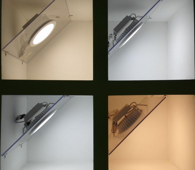 深圳市公明压铸铝筒灯外壳     用于商业大厦酒店等