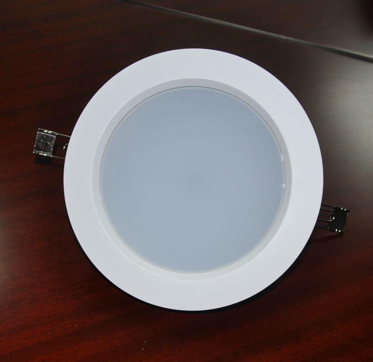 压铸铝(ADC-12)  筒灯外壳超薄5寸筒灯外壳销售