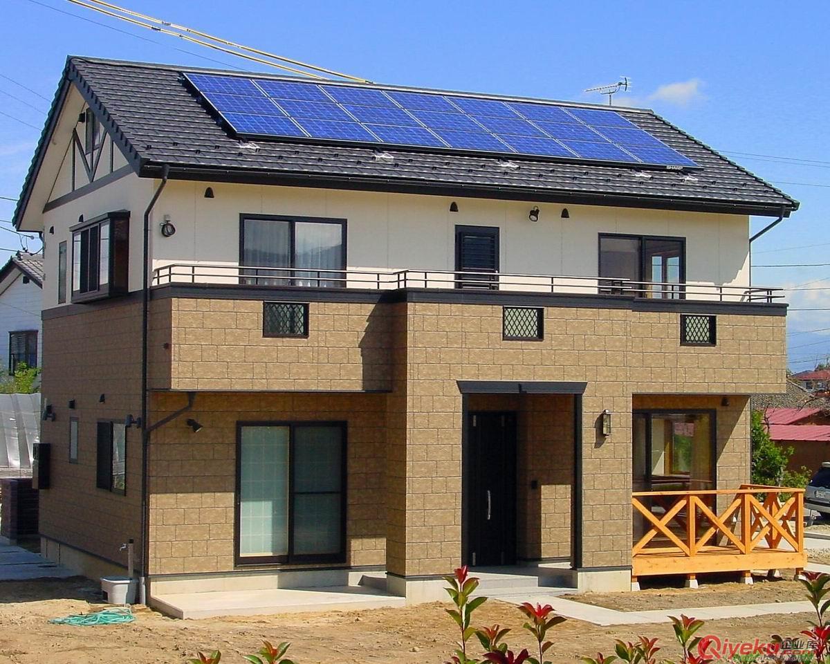 陕西5kw别墅家用分布式光伏并网发电系统