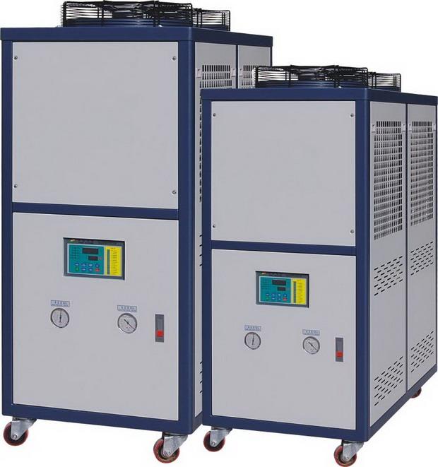 工业冷机_冷油机,工业冷油机,低温冷油机,设备油降温机,设备油制冷机(图)