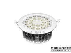昌平鳍片式天花灯24w——想买优惠的天花灯就来登峰照明