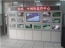 济南无缝拼接电视墙 辰铭电子机箱出售报价合理的电视监控墙
