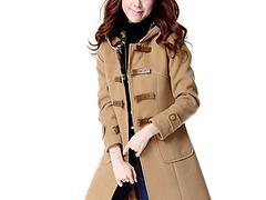 女士羊绒大衣冬季女装美丽动人 美泰来女式大衣风衣定制批发