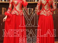 成都市具有口碑的旗袍批发|奢华的高档旗袍加工