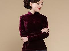 高档旗袍厂家专业量身定做 冬季冬装时尚女装旗袍礼服
