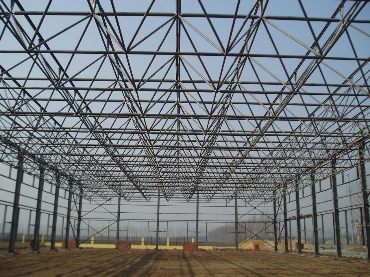 山东钢结构厂房,合格的钢结构厂房建筑推荐(图)