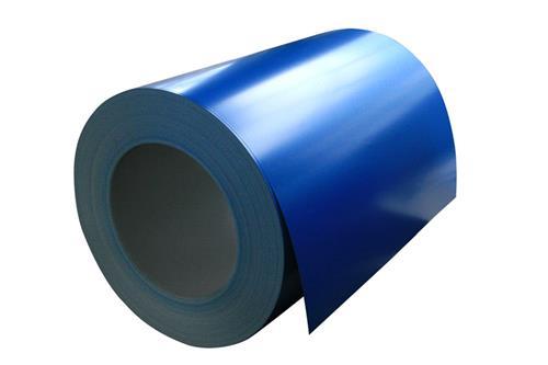 宝钢氟碳PVDF镀铝锌彩涂板 抗紫外线彩钢板 厂家承保20年不褪色
