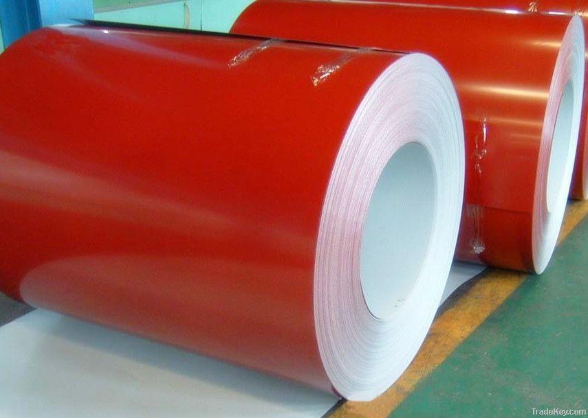 宝钢S350高耐候彩涂板AZ150宝钢彩板宝钢HDP高耐候彩色钢板