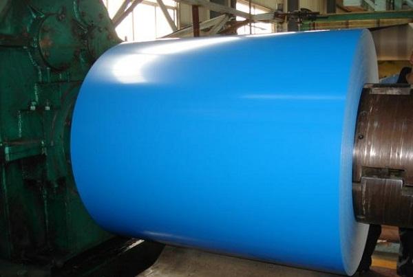 寶鋼S350高耐候彩涂板0.8mmAZ150寶鋼彩板寶鋼HDP高耐候彩色鋼板