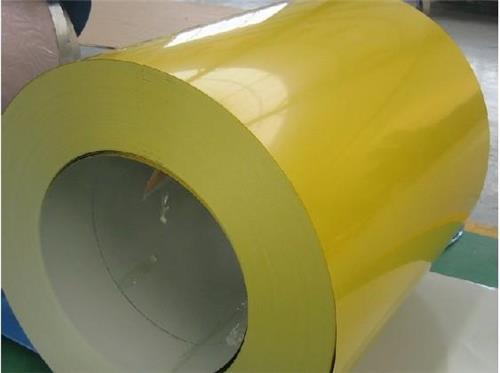 宝钢黄石TDC51D+AZ180高耐候自洁功能彩涂板宝钢黄石彩涂板0.6*1200