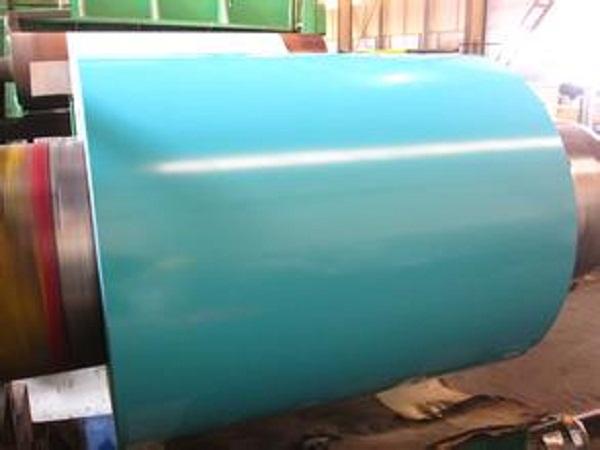 華美彩鋼板CGCC建筑彩涂板