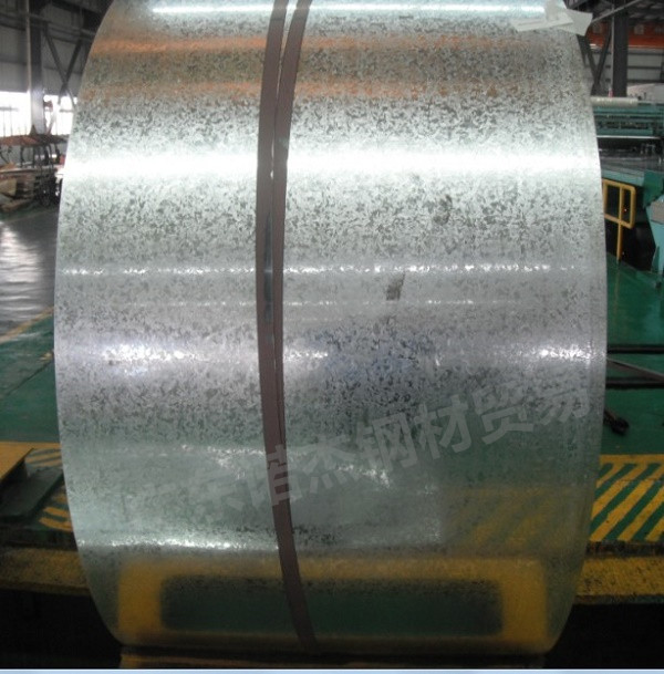 黃石山力鍍鋅板SGCC鍍鋅卷板