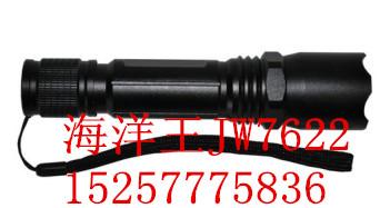 海洋王JW7622-LED强光电筒巡检手电价格