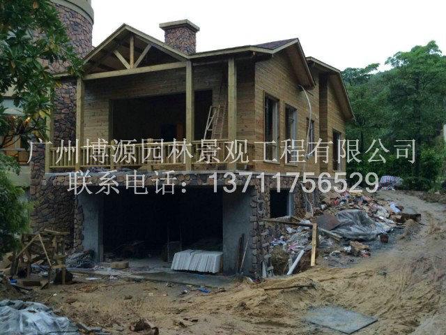 【木结构房屋】木结构房屋批发价格