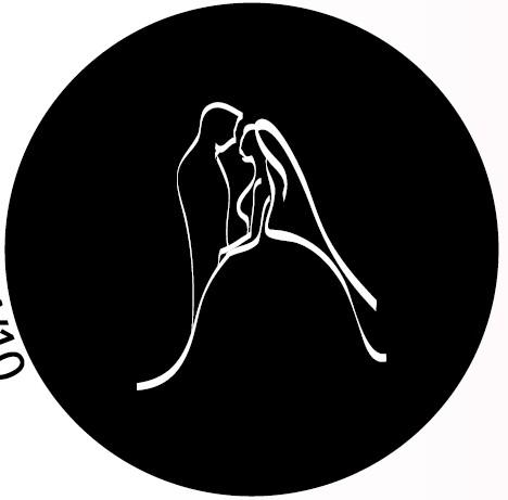 婚礼logo灯片设计定制