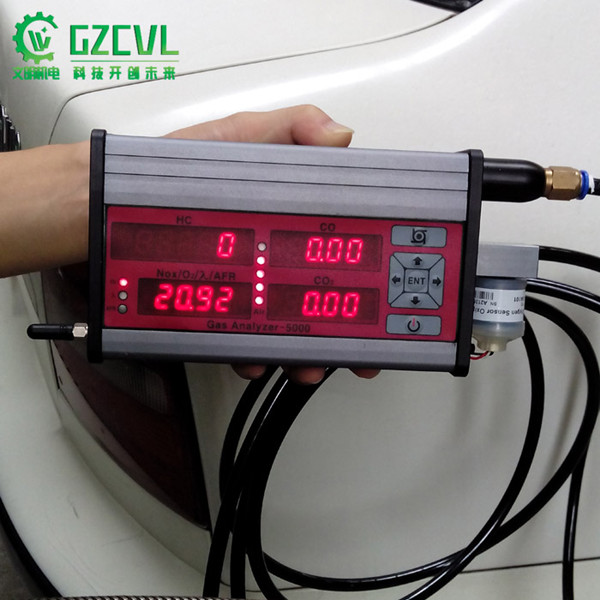 韩国手持式汽车尾气分析仪