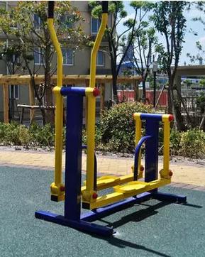 平步机椭圆机踏步机 健身路径小区室外健身器材路径户外公园运动