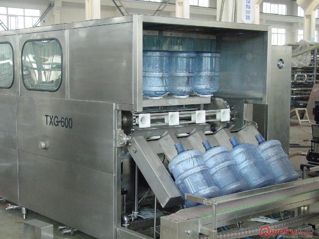 良乔灌装机/600桶/时全自动灌装设备/安装工程