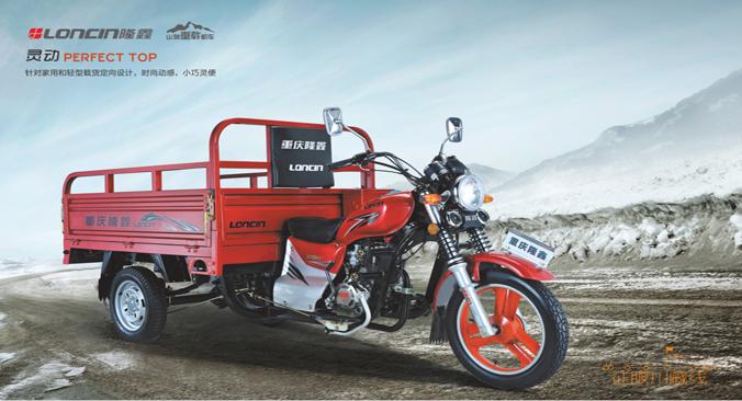 查看新款隆鑫灵动三轮摩托车 家用三轮车 三轮车配件 电动汽车 电池价