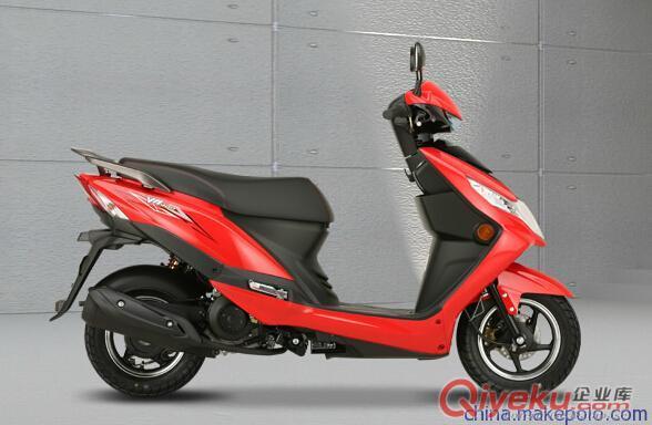 出售豪爵100t-6踏板摩托车 新品摩托车 两轮女式摩托车,上学代步摩托