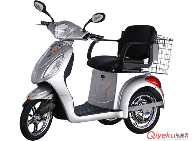 查看出售金彭新福星1电动三轮车 休闲代步电动车 新款老年代步车,单座