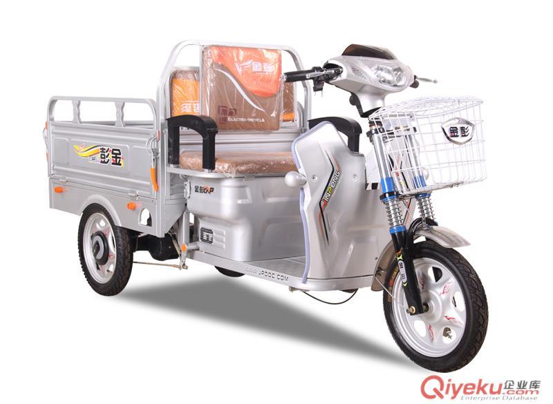 查看金彭神龙22载货电动车 货运小三轮车 休闲代步车 电动车电池,接送
