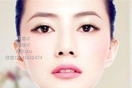 孕睫术育发术育眉术招商加盟