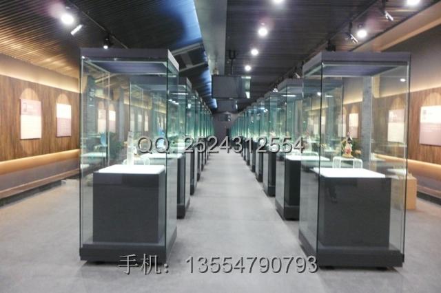瓷器展示柜制作工厂,瓷器展柜设计工厂,瓷器展厅设计效果图,博物馆