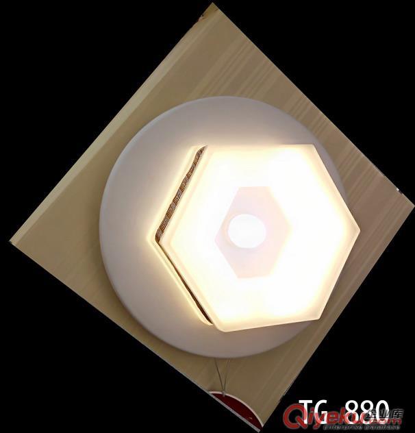 2015新款过道灯哪家有|过道灯批发网|新款灯饰网|现代LED双色贴片过道灯