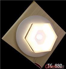 2015新款过道灯哪家有 过道灯批发网 新款灯饰网 现代LED双色贴片过道灯