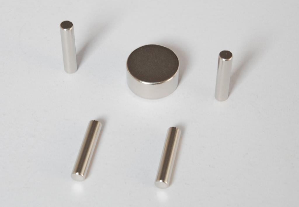 圆柱磁铁生产