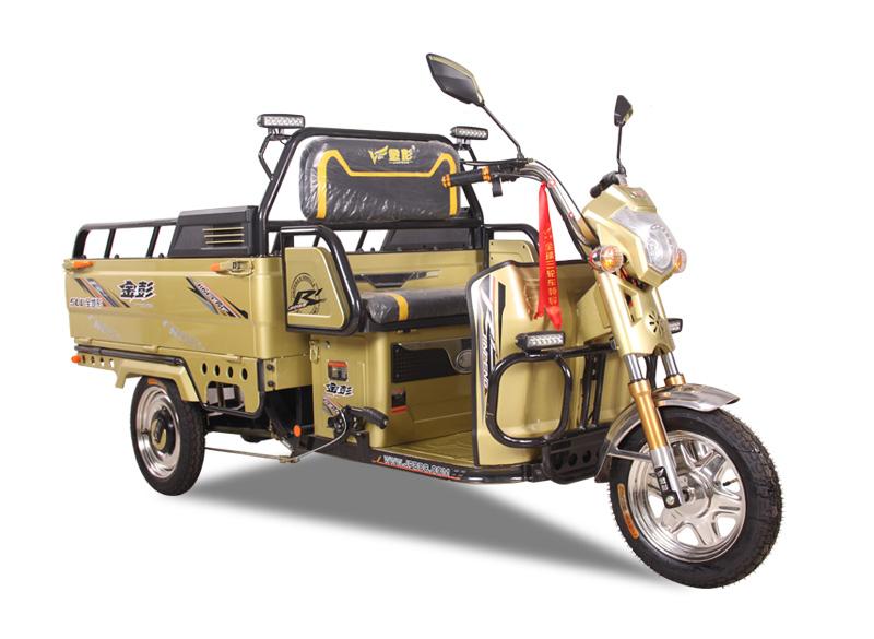金彭劲霸4载货电动车 货运小三轮车 休闲代步车 电动车电池,金彭三轮
