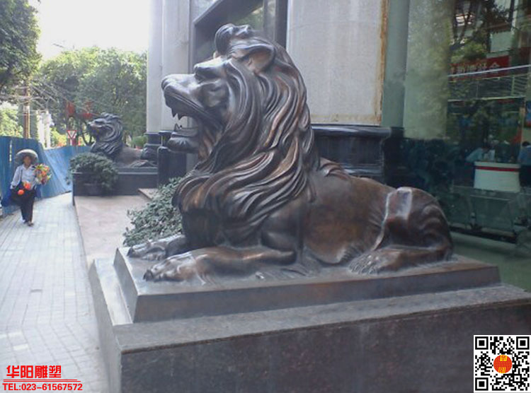石狮子形象设计