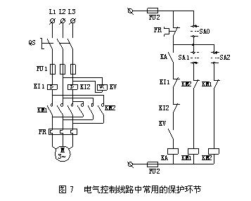 中山超英热保护器厂家——电机热保护器接线图